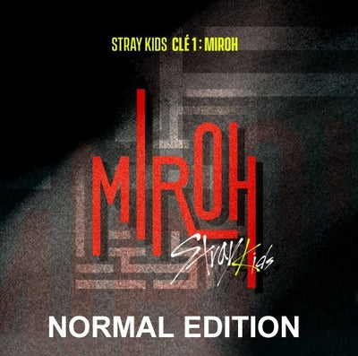 Stray Kids 'Cle1 : MIROH'