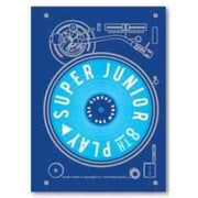 SUPER JUNIOR 8TH ALBUM 'PLAY' (RANDOM)