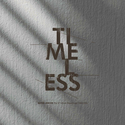 Super Junior 9th Repackage Album 'TIMELESS'