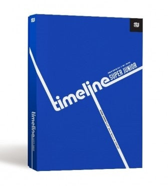Super Junior 9th Special Album 'TIMELINE'