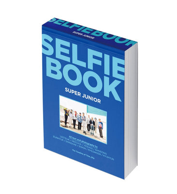 Super Junior Official Goods 'SELFIE BOOK'