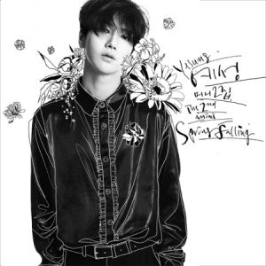 YESUNG 2ND MINI ALBUM 'SPRING FALLING'