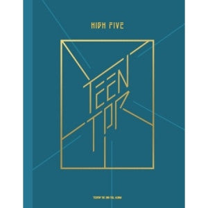 TEENTOP 2ND ALBUM - HIGH FIVE (ONSTAGE VER)