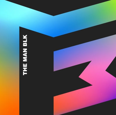 THE MAN BLK 1st Mini Album 'Various Colors'