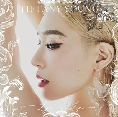 TIFFANY YOUNG 'LIPS ON LIPS' (Taiwan Edition)