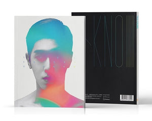 TVXQ U-KNOW 1st Mini Album 'True Colors'