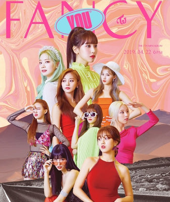 TWICE 7th Mini Album 'FANCY YOU'