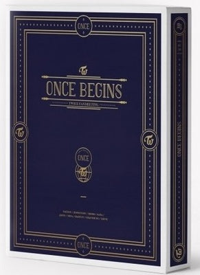 TWICE Fanmeeting 'Once Begins' Blu Ray