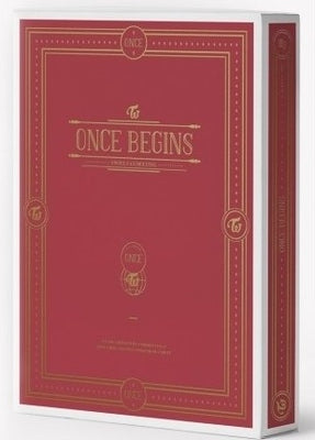 TWICE Fanmeeting 'Once Begins' DVD