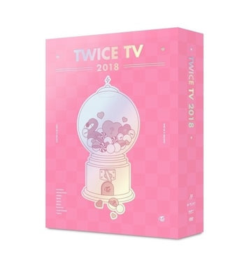 TWICE TV 2018 DVD