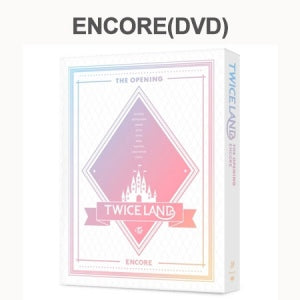 TWICE 'TWICELAND : THE OPENING ENCORE CONCERT' DVD