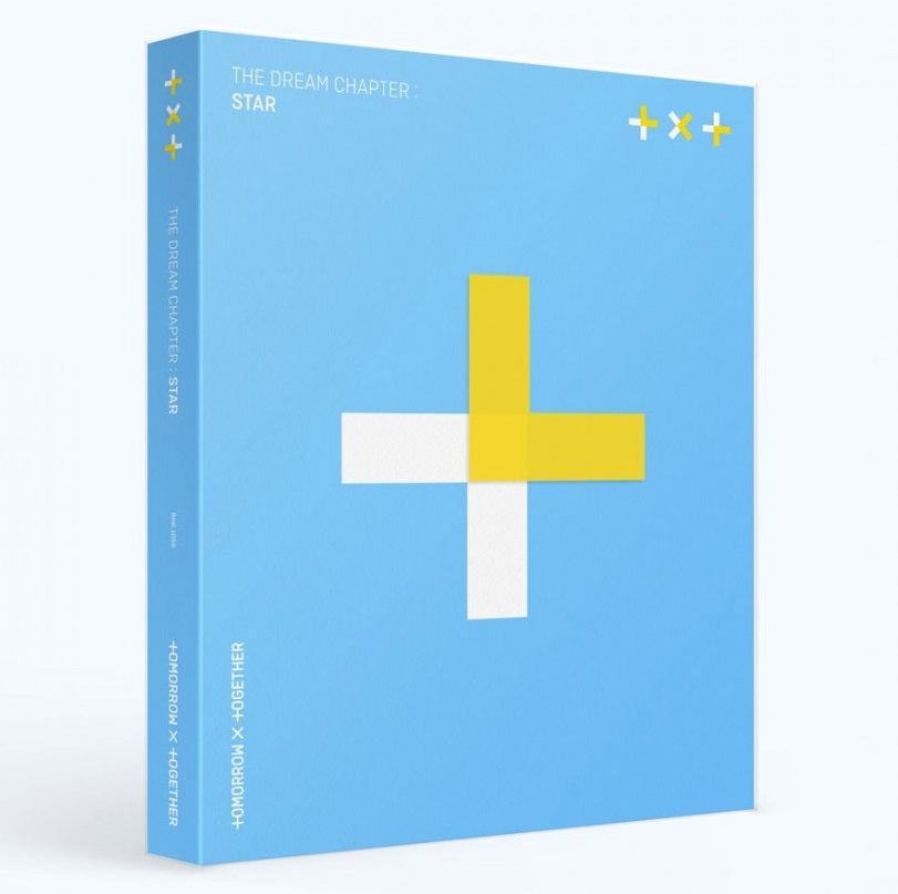 TXT Album 'The Dream Chapter : STAR'
