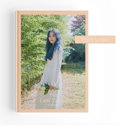 Tzuyu 'Yes, I am Tzuyu.' 1ST PHOTOBOOK