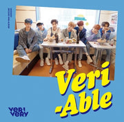 VERIVERY 2nd Mini Album 'VERI-ABLE'