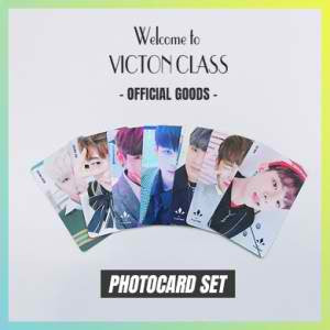 VICTON 1ST FANMEETING 'WELCOME TO VICTON CLASS' GOODS