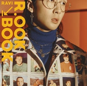 VIXX RAVI 2nd Mini Album 'R.OOK BOOK'