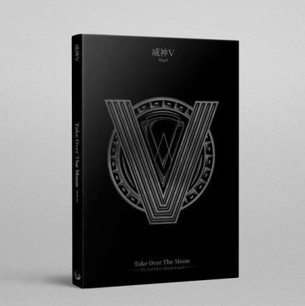 WAYV 2nd Mini Album Sequel 'TAKE OVER THE MOON'