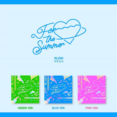 WJSN SPECIAL ALBUM 'For the Summer'