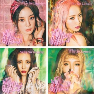Wonder Girls Single Album 'Why So Lonely' Random Cover