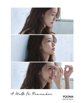 YoonA Special Album 'A WALK TO REMEMBER'