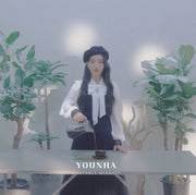 YOUNHA 5th Mini Album 'UNSTABLE MINDSET'