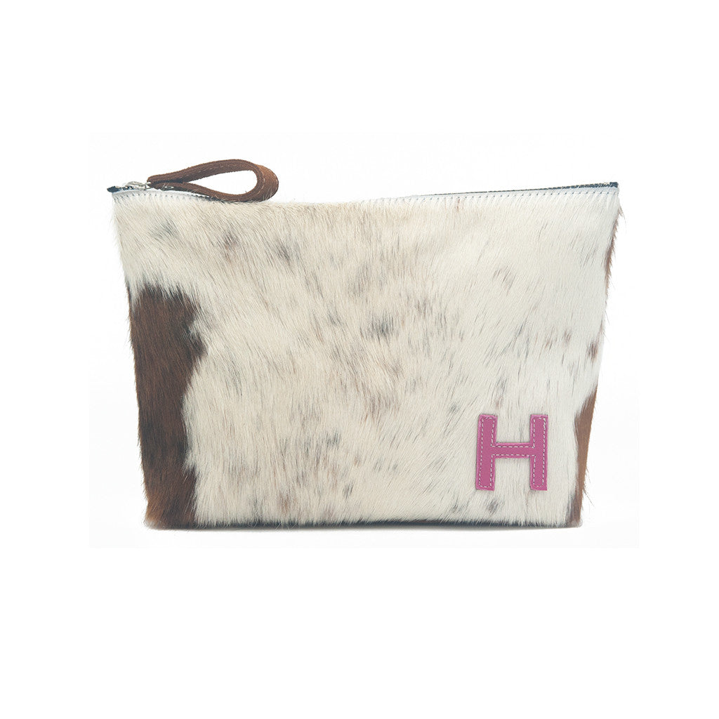 Alex Pouch Pony Hair Light - erindananewyork - 3