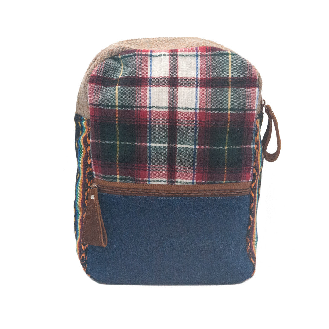 Framework x The Vintage Twin Backpack - Multi Color - erindananewyork - 1