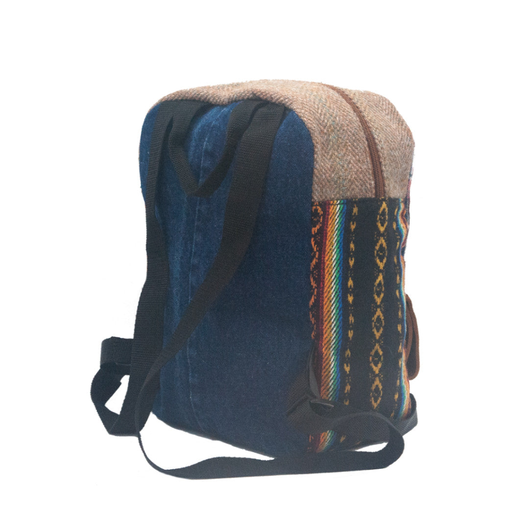 Framework x The Vintage Twin Backpack - Multi Color - erindananewyork - 4