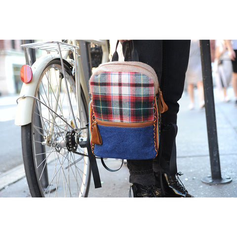 Framework x The Vintage Twin Backpack - Multi Color - erindananewyork - 2