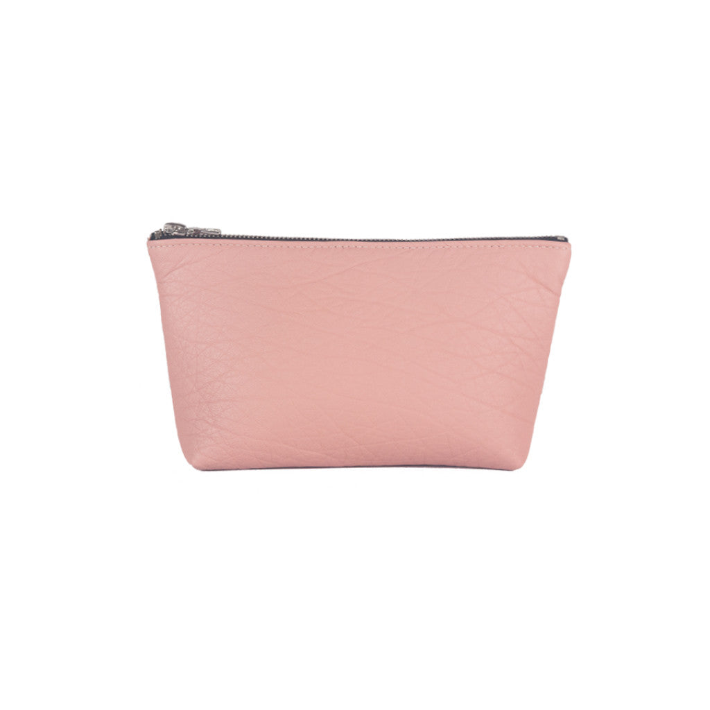 Mini Alex Pouch Blush Bubble Lambskin - erindananewyork - 1