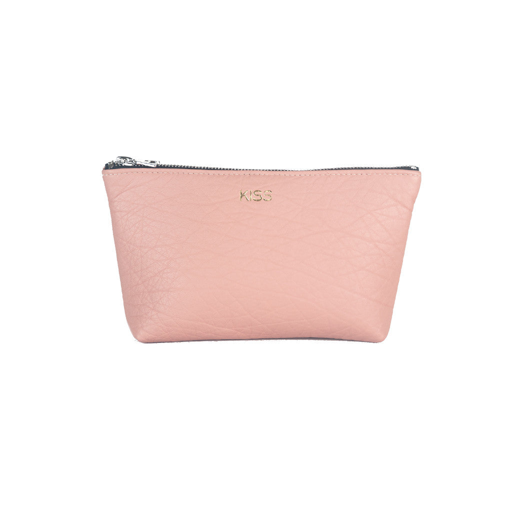 Mini Alex Pouch Blush Bubble Lambskin - erindananewyork - 2