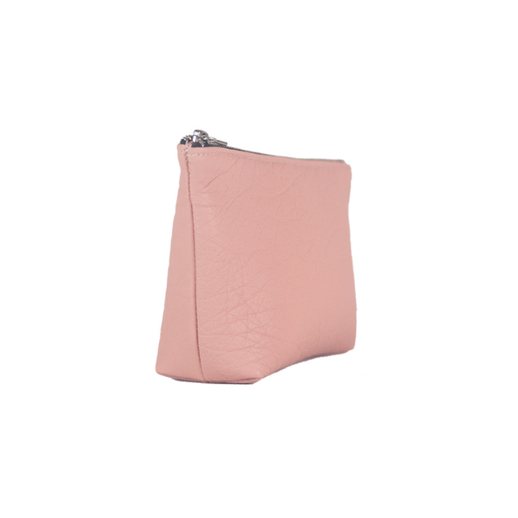 Mini Alex Pouch Blush Bubble Lambskin - erindananewyork - 3