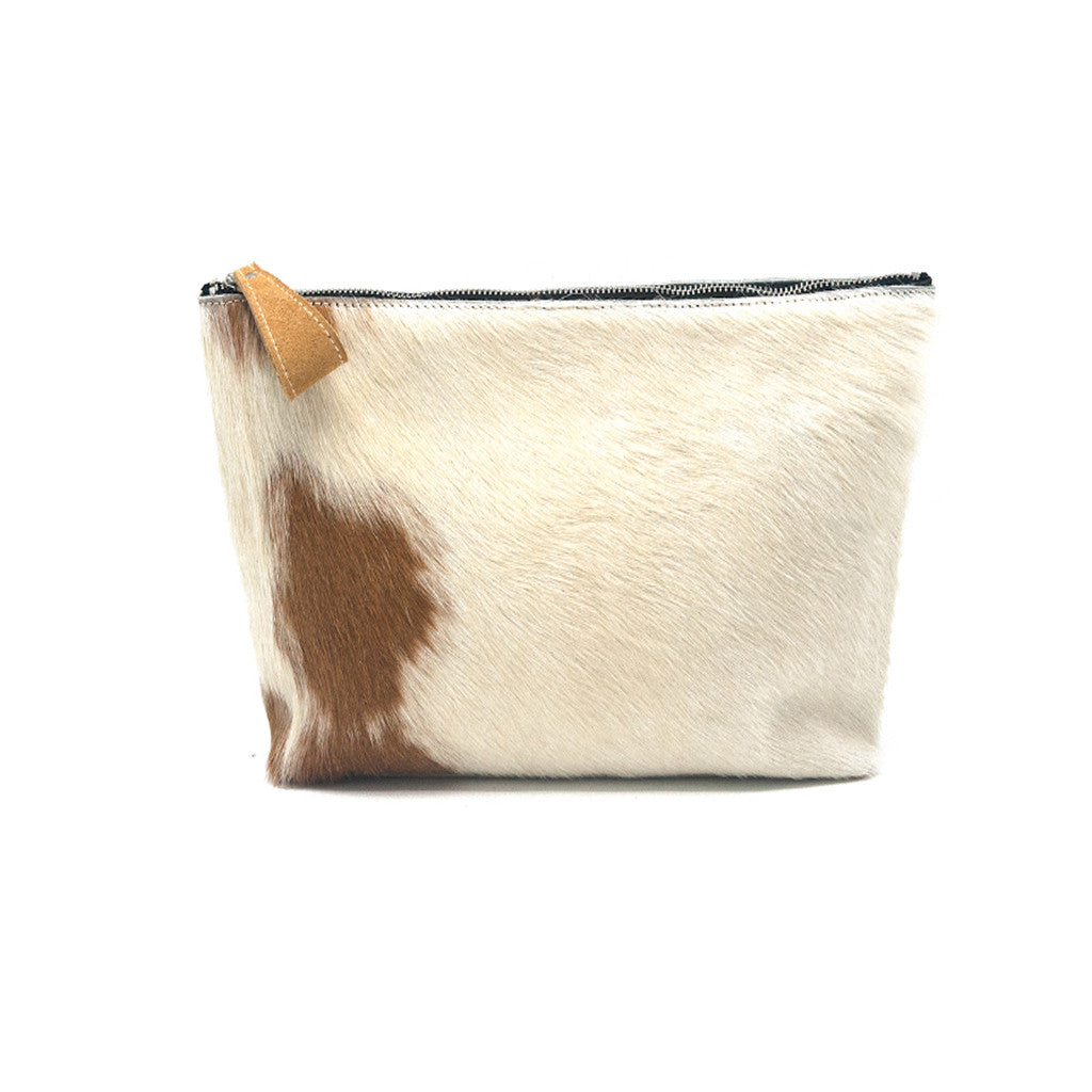 Alex Pouch Pony Hair Light - erindananewyork - 1