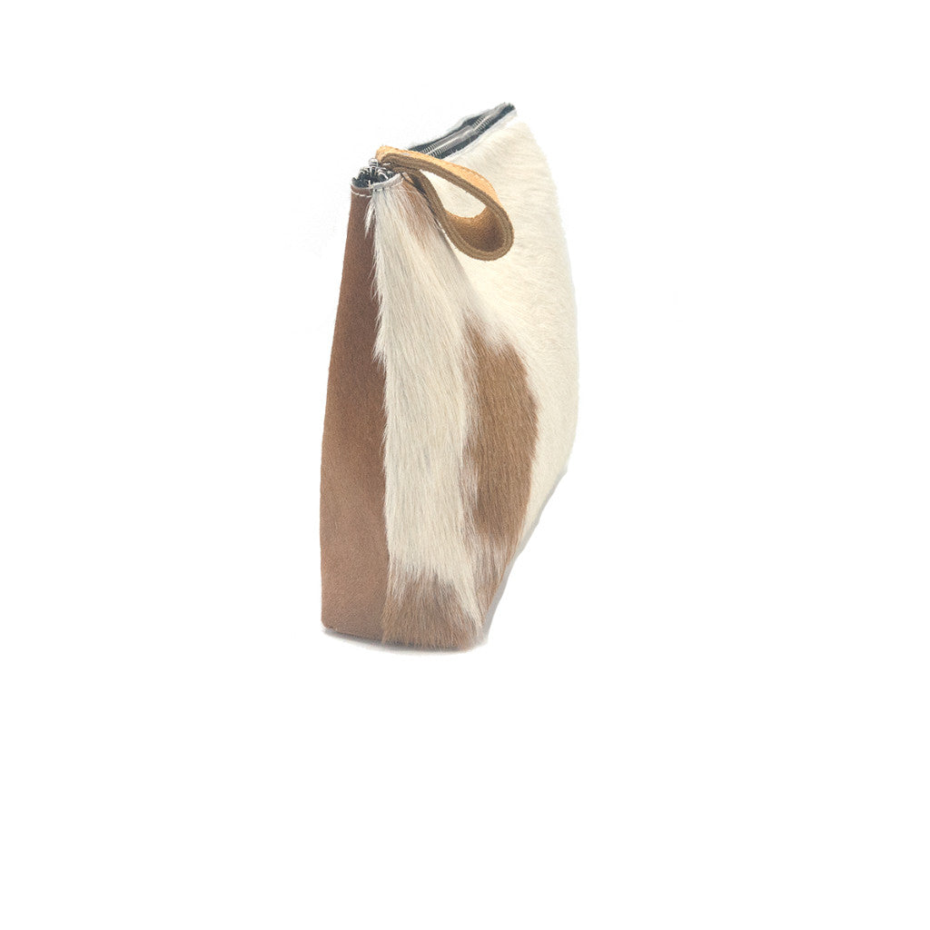 Alex Pouch Pony Hair Light - erindananewyork - 2