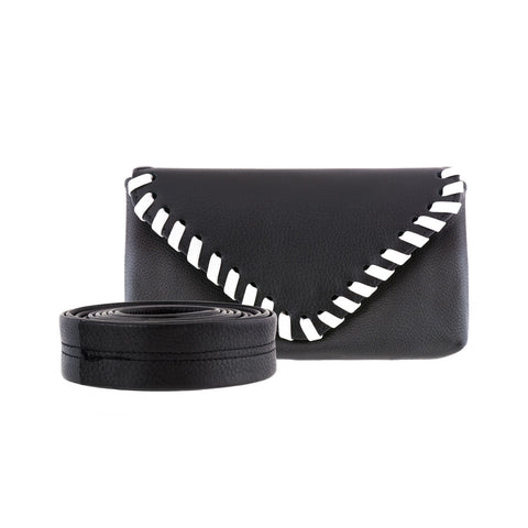 Whipstitch Belt Bag - erindananewyork - 2