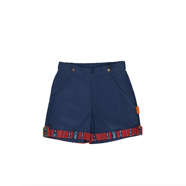 Sadu Ramadan Eid Baby Elephant Organic Cotton Shorts Boys and Girls