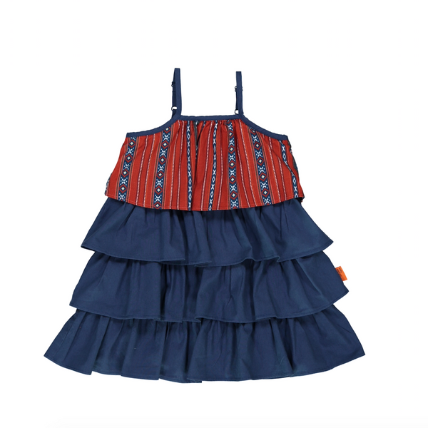 "Dress ""Ruffle"" with bloomers"