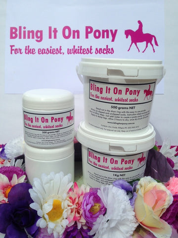 Bling it on pony - 500g