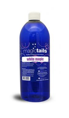 Magic tails White Magic