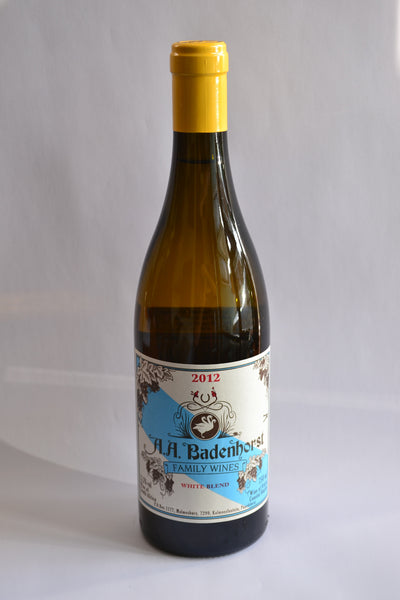 AA Badenhorst - Family White Vertical Pack