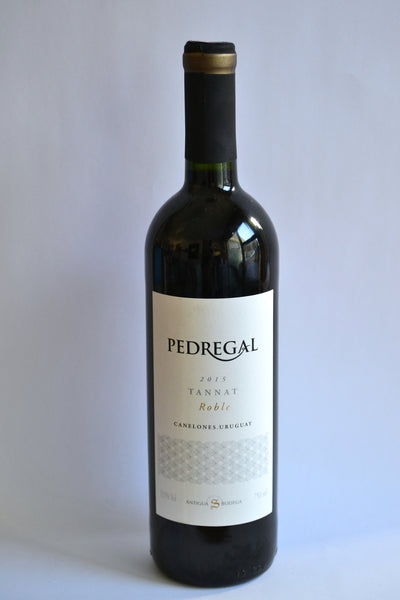Antigua Bodega Stagnari - 'Pedregal' Tannat 2015
