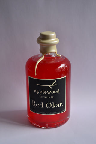 Applewood - 'Red Okar' Amaro 500ml