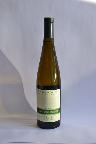 Boundary Breaks 'Ovid Line North' Dry Riesling 2013
