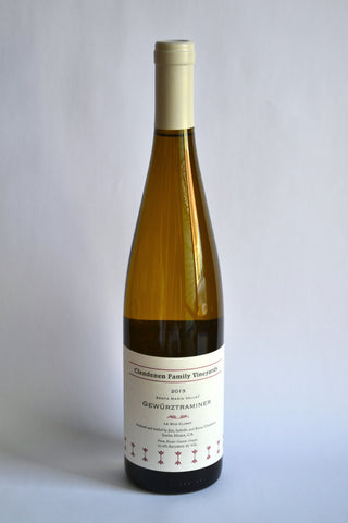 Clendenen Family Vineyards - Gewurztraminer 2013