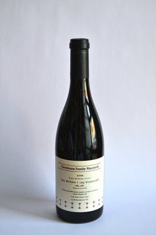 Clendenen Family Vineyards - 'La Cuna Vineyard' Syrah/Viognier 2009