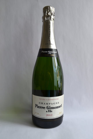 Champagne Gimonnet - 'Gastronome' 2012
