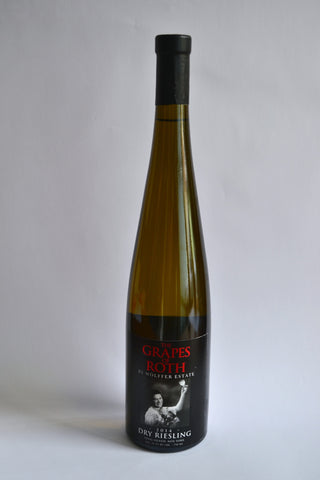 Grapes of Roth Dry Riesling 2014