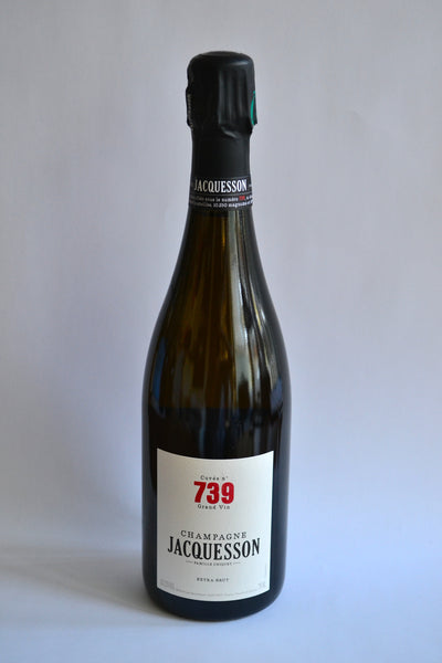 Champagne Jacquesson - 'Cuvee 739' Extra Brut Champagne