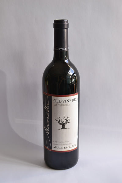 Marietta Cellars - 'Old Vine Red' Lot #68