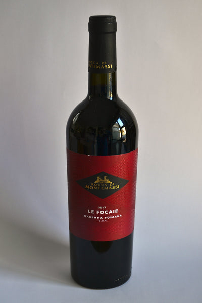 Montemassi - 'Le Focaie' Sangiovese 2016